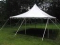 Where to rent POLE TENT 20 X 20 in Cornelius OR