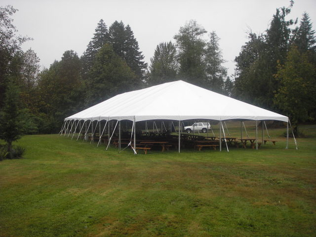 Where to find FRAME TENT 40X60 in Cornelius