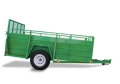 Where to rent 5 X 12 UTILITY TRAILER in Cornelius OR