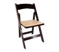 Where to rent CLASSIC WOOD FOLDING CHAIR in Cornelius OR