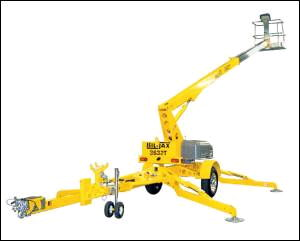 Where to find 3632 MANLIFT TOWABLE TELESCOPI in Cornelius