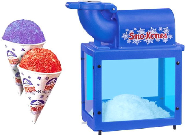 Where to find SNOW CONE MACHINE in Cornelius